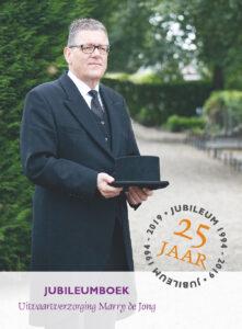 Jubileumboek 25 jaar uitvaart